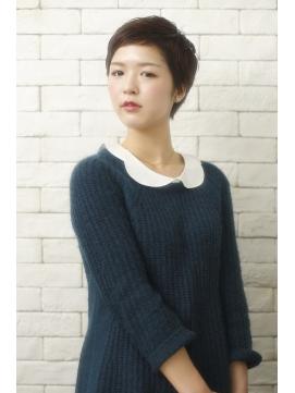 リラクシーベリーショート☆ stylist:丸田 晃祐